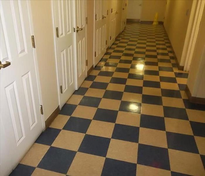 Resurfacing Old Floors in Commercial Buildings After