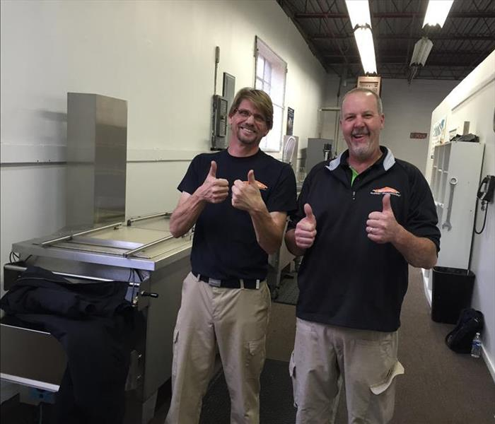 Technician Completes Training for Ultrasonics Cleaning