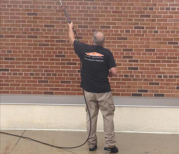 Building Services Commercial Cleaning for Exterior Building in Black River Falls
